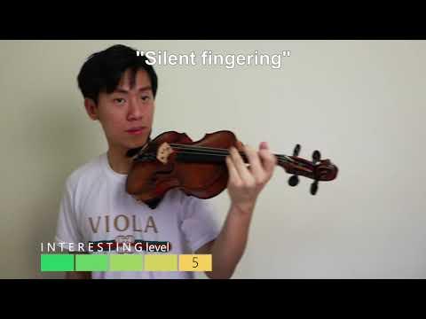 All Contemporary Violin