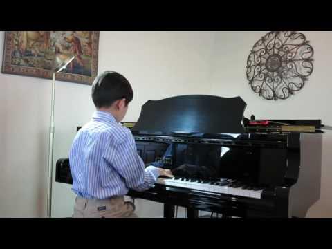 """Twelve Variations on """"AH, Vous Dirai Je, Maman"""" K300 by Mozart"""