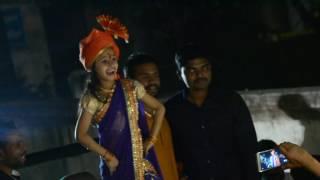 Super Dancer -Dipali Borkar  Dancing in Zingat Song