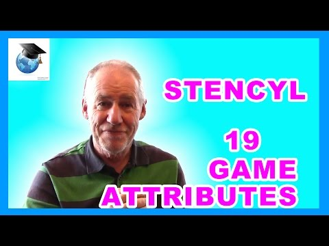19 GAME ATTRIBUTES – Stencyl Tutorial Reference
