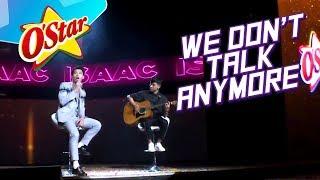 [LIVE] Isaac  Đốn Gục Fan Với Bản Mashup Attention - We Dont Talk Anymore - Fan Meeting