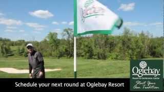 Golf at Oglebay Resort