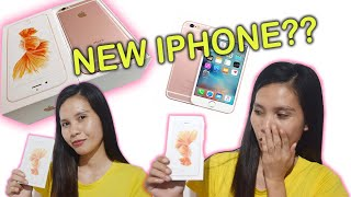 Unboxing Iphone 6s Apple Warranty Replacement ( NEW, REFURBISHED or USED?? )