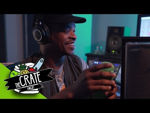 KingJet Makes A Beat On The Spot | The Crate Mp3