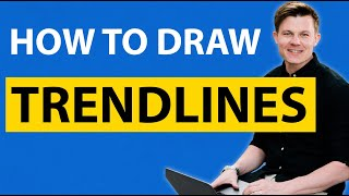 How To Draw Trendlines Step By Step