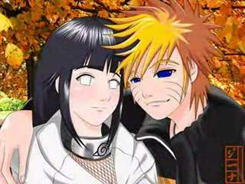Naruto and Hinata: a Day in Konoha High School