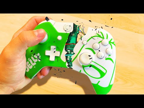 I BROKE MY CONTROLLER.. AGAIN!