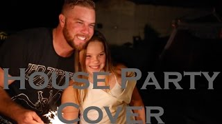 Video House Party Music Video   Cover By Issac & Erica download MP3, 3GP, MP4, WEBM, AVI, FLV Oktober 2018