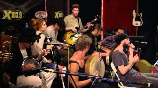 "Edward Sharpe and the Magnetic Zeros  - ""40 Day Dream"" ACOUSTIC High Quality"
