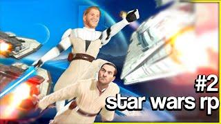 STAR WARS ROLEPLAY EPISODIO 2 | Los Memes contraatacan.