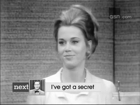 What's My Line? - Jane Fonda; PANEL: Phyllis Newman, Woody Allen (Jan 8, 1967)