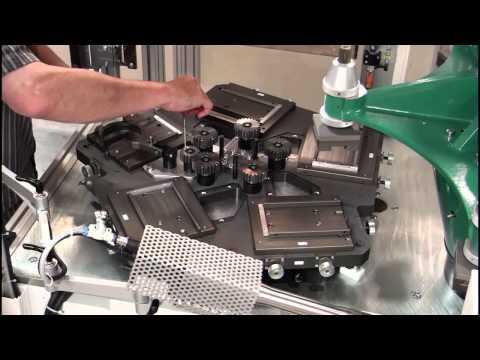 ITW Morlock GmbH - MKM 125 Pad Printing Video