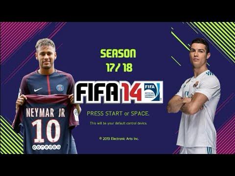 FIFA 14 ModdingWay Mod 17 5 0(AIO) Season 17/18