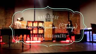 BACKSTAGE DANCE VIDEO: Shakira ''Objection'' (Tango)    choreographer: Kolya Barni