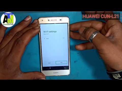 Huawei CUN- L21 Frp Bypass Unlock || Huawei Cun L21 Google Account Bypass Unlock