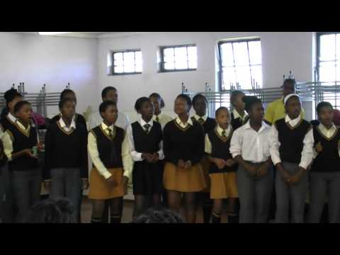 Daliwonga School Choir in Soweto, South Africa