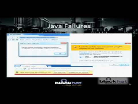 Black Hat USA 2012 - Web Tracking For You