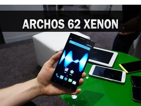 Archos 62 Xenon, prise en main - par Test-Mobile.fr