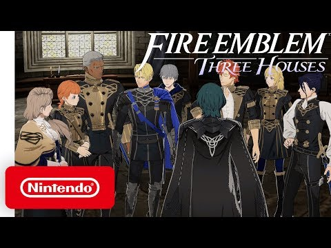 Will you roar with the Blue Lions in Fire Emblem: Three Houses?
