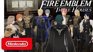 Fire Emblem: Three Houses - Welcome to the Blue Lion House - Nintendo Switch