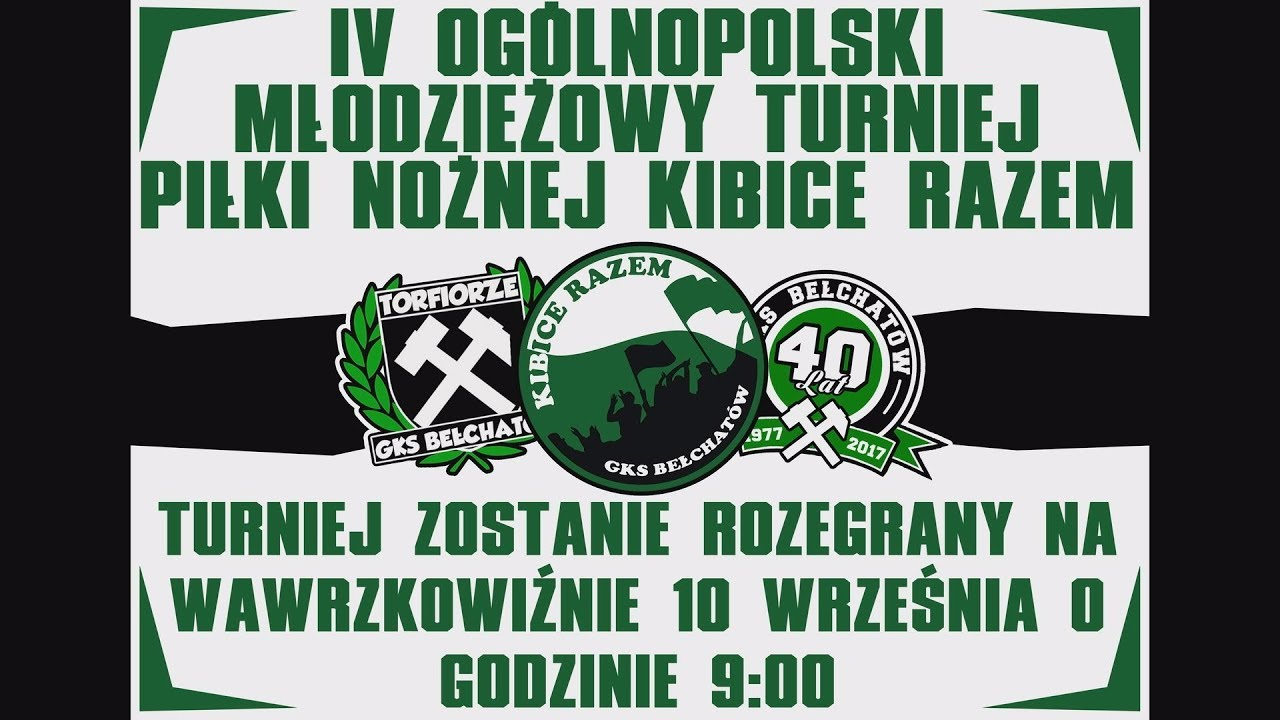 TKB – IV Ogólnopolski Młodzieżowy Turniej Piłki Nożnej Kibice Razem – 08.09.2017