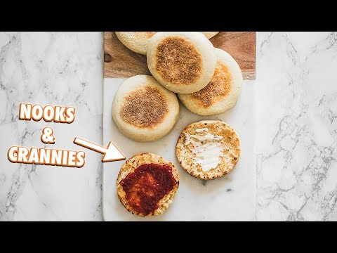 Easy Homemade English Muffins Without Special Tools