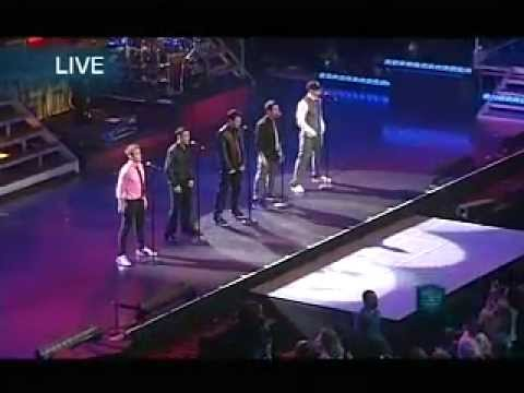Live in Boston: NKOTB 2008 Reunion Tour