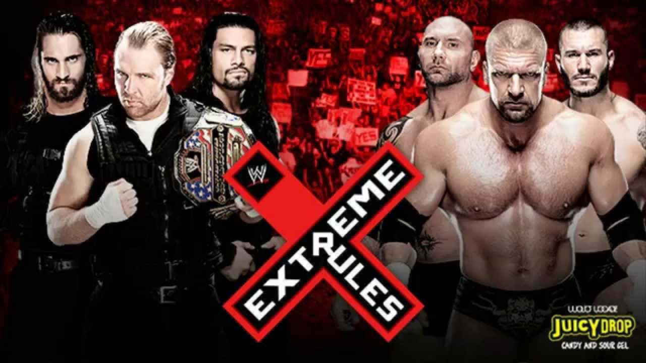 Wwe extreme rules 2014 resultados highlights en espa ol hd 5 4 14
