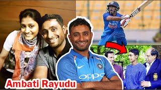 Ambati Rayudu || 10 Things You Need To Know About Ambati Rayudu