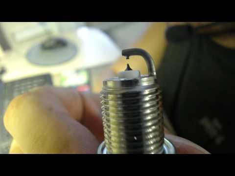 Иридиевая свеча зажигания Denso Ik20TT