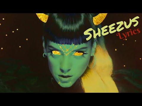 Lily Allen - Sheezus (LYRIC VIDEO)