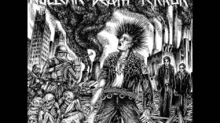 Nuclear Death Terror - Total Annihilation Of The Self