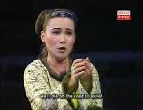 Signore Ascolta from Turandot. Hong Kong Opera Theatre 2006