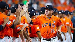 The Voice of REason: Rich Eisen Reacts to MLB's Astros Punishment   1/13/20