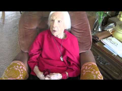 Meals on Wheels client Phyllis Johnson turns 106!