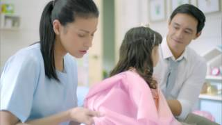 "Downy Garden Bloom ft Nayomi ""Heart"" Ramos (My Dear Heart , ABS-CBN)  & Mikee Morada"