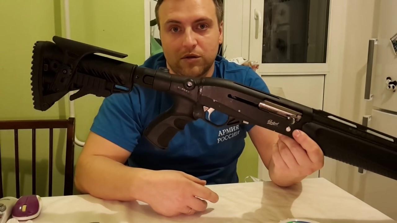 Модульные приклады МР-155/135, МР-153/133, Бекас, Remington 870 .