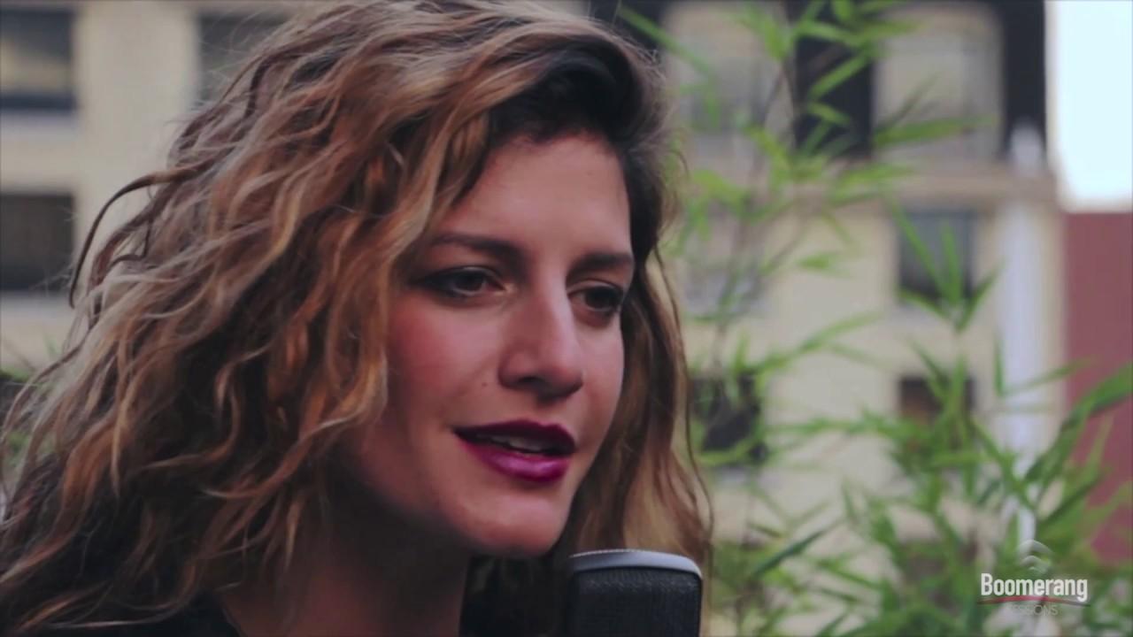 Canción Pa Dormir   Sesión Acústica- Mabel Moreno