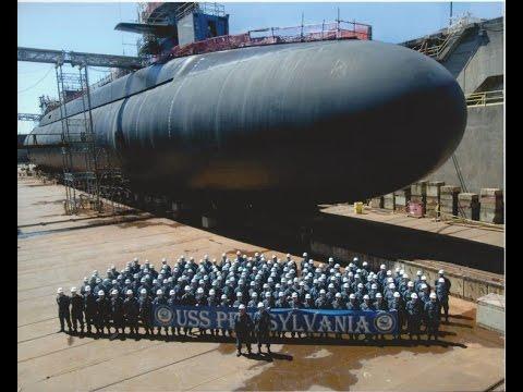 USS Pennsylvania Nuclear Submarine documentary