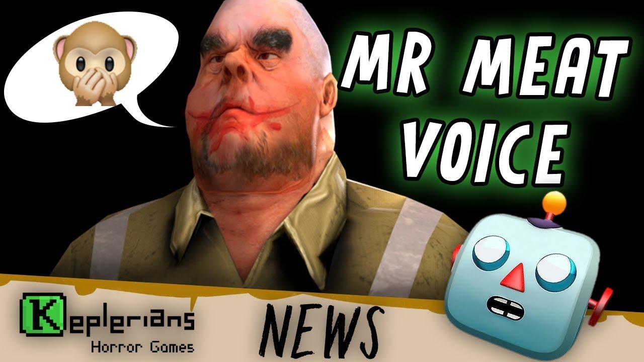 MR MEAT VOICE + CLUES + STAY SAFE | KEPLERIANS NEWS