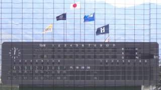 2017/4/16@呉二河 スターティングラインナップ発表!