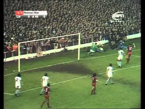 30/10/1976 Liverpool v Aston Villa