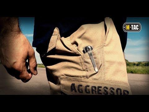 Тактические шорты AGGRESSOR LITE M-TAC