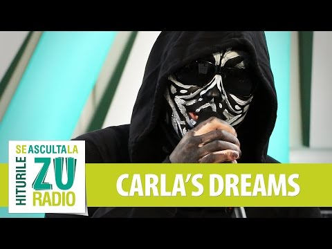 Carla's Dreams - Pana la sange (Live la Radio ZU)