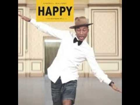 Pharrell Williams - Happy (Audio)