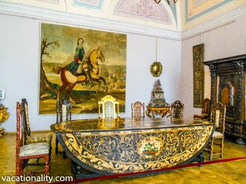 St Petersburg. Hermitage. Winter Palace Former Residence of Russian Emperors