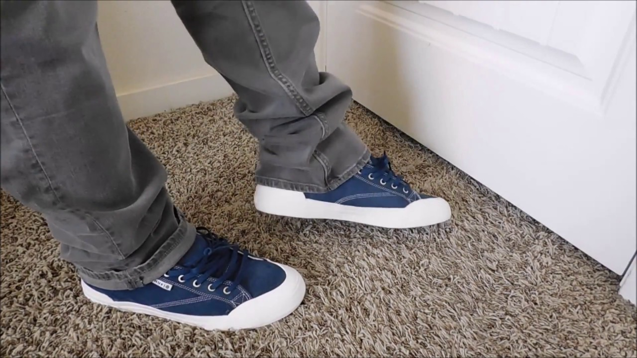 9ac7d44d66 HUF CLASSIC LO REVIEW!!! W ON-FOOT - YouTube