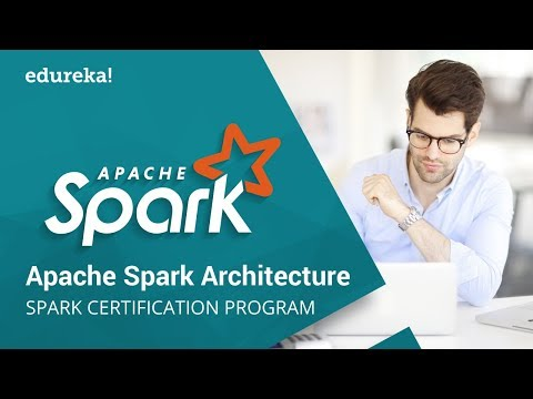 Apache Spark Architecture   Spark Cluster Architecture Explained   Spark Training   Edureka
