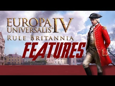 EU4 125 Rule Britannia Patch Features Overview
