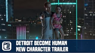 Detroit Become Human Trailer  E3 2016 Quantic Dream